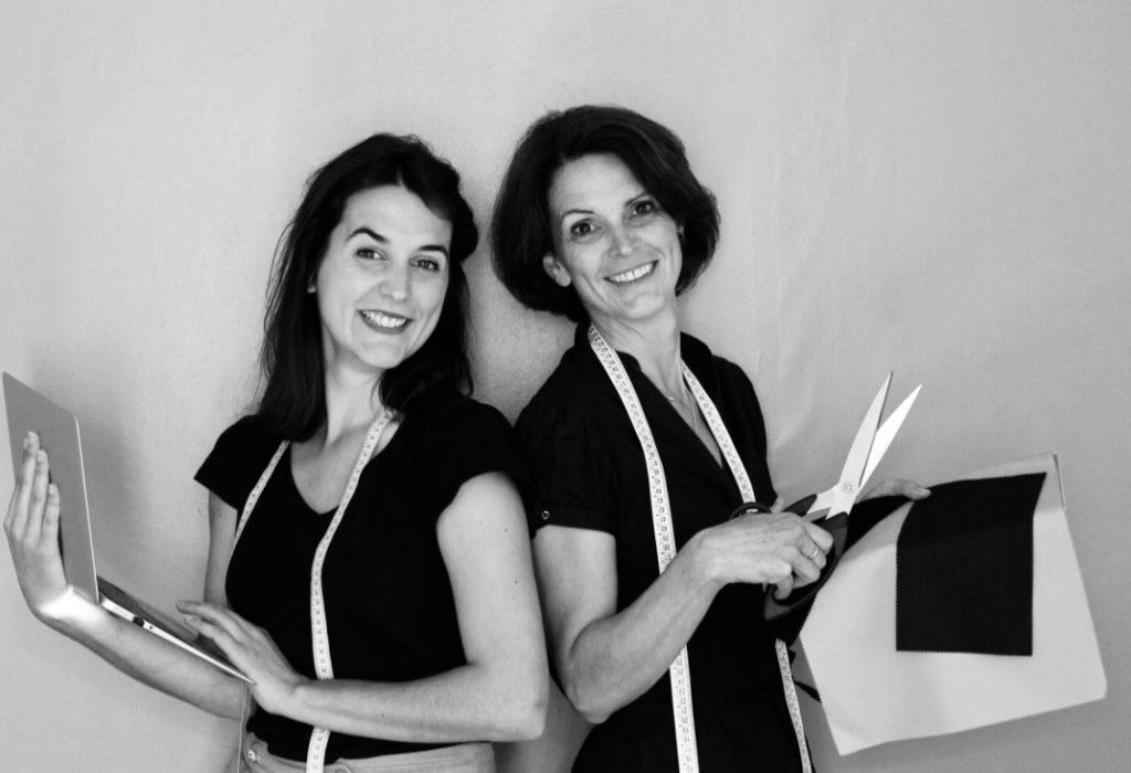 Duo mère-fille - Nathalie et Lauréline