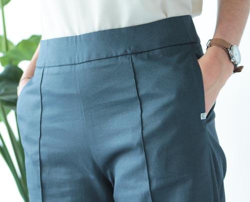 Les poches de nos pantalons féminins sont grandes