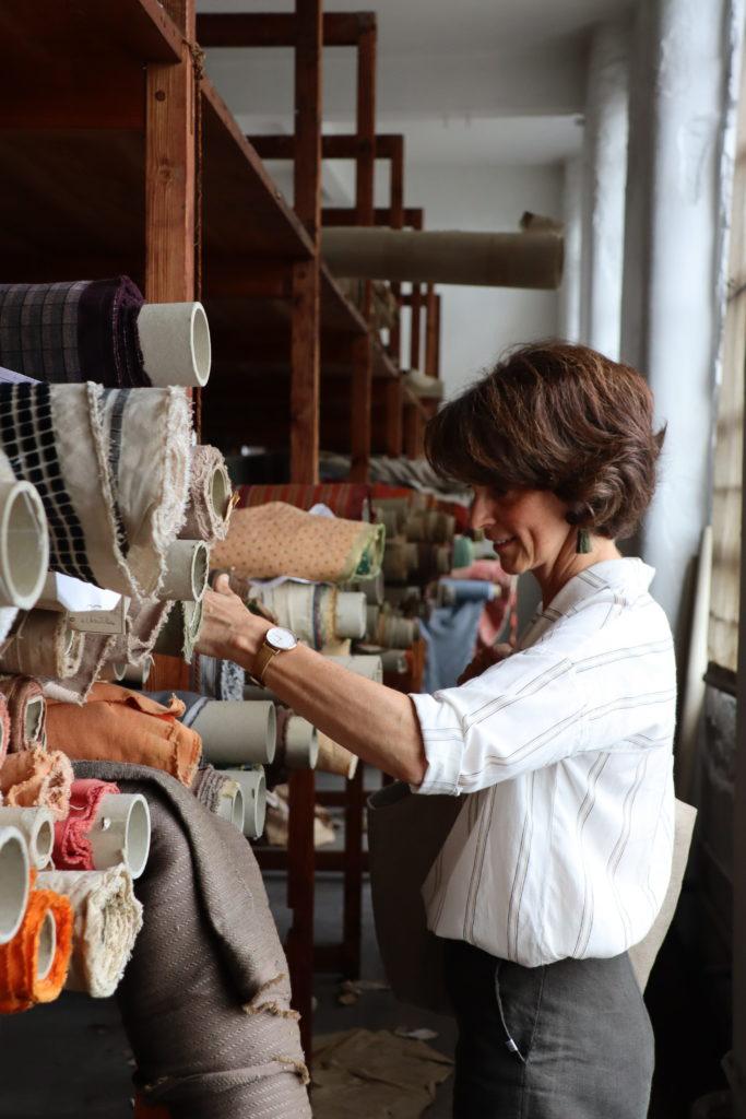 Sélection de tissus - Vêtement éthique
