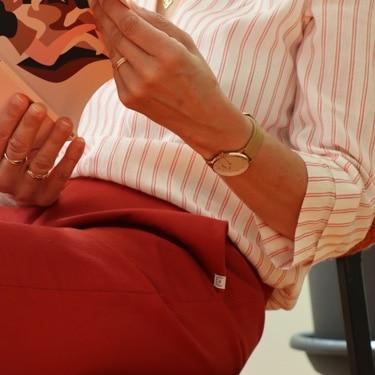 Ete indien - Zoom sur la poche italienne du pantalon de rentrée