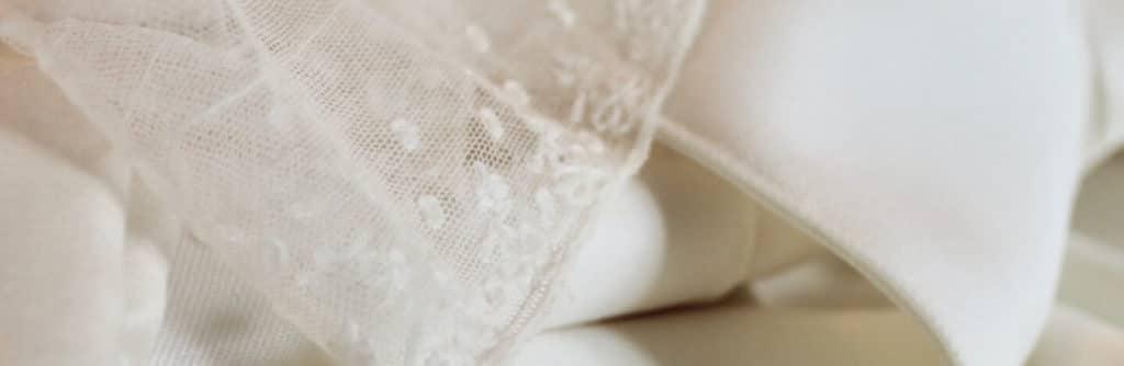 Les tissus des pantalons de mariée C.Bergamia