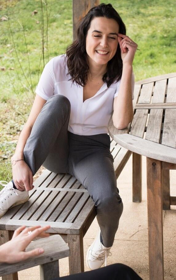 Personnaliser son pantalon sur-mesure femme fabriqué en France