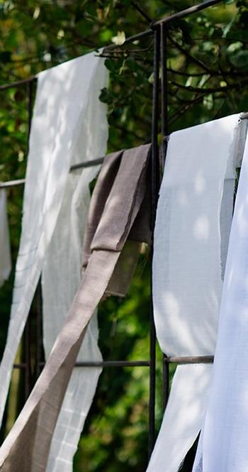 Le lin - Matière idéale pantalon écologique