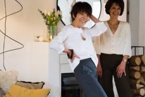 Pantalon femme chic et confortable - Portrait