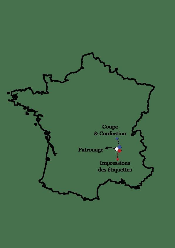Les étapes de Fabrication du pantalon à Lyon