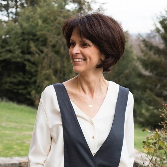 Portrait de Nathalie - Cofondatrice de C.Bergamia