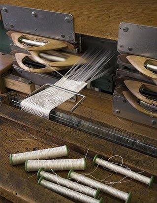 fabrication de la ceinture tressée