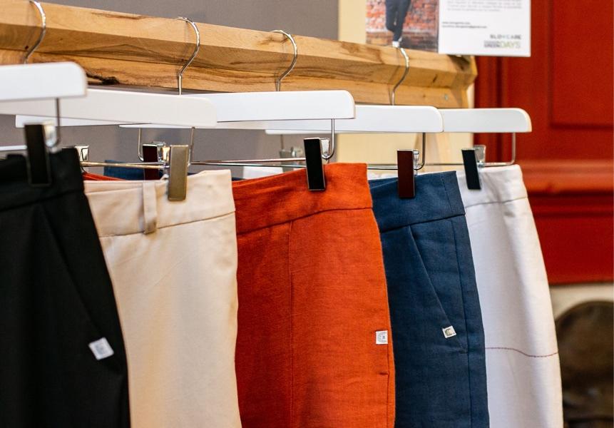 Bien choisir son pantalon - 3 conseils pour trouver le pantalon qui vous correspond