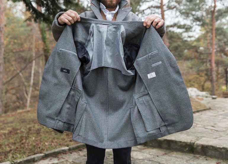 Des poches dans tous les vêtements homme - Photo Bonne Gueule