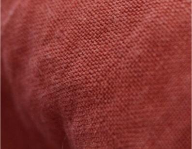 Lin des Flandres - Couleur Orange - C.BERGAMIA - Choisir le tissu de son pantalon