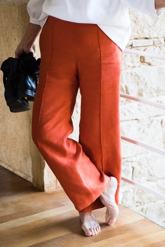 Pantalon femme sur-mesure - Expérience tailleur - C.Bergamia - 2